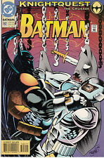 BATMAN 502...NM-...1993...KNIGHTQUEST...Azrael is Batman...Bargain!