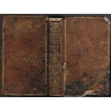 ROUSSEAU juge de JEAN-JACQUES Dialogues et Histoire de l'Écrit Londres 1782 T2