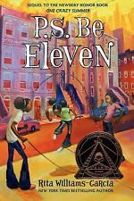 P.S. Be Eleven (Ala Notable Children's Books. Middle Readers)-ExLibrary