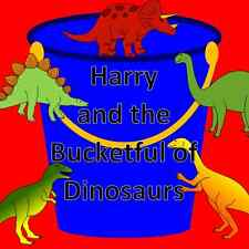 Harry and the Bucketful of Dinosaurs - teacher story resource on CD- EYFS, KS1