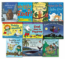 NEW! Julia Donaldson Story Collection - 10 Books (collection) RRP: £65.90