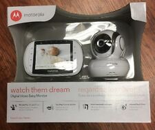 "Motorola Digital Video Baby Monitor 3.5"" Diagonal Color LCD Screen MBP36S (DS)"