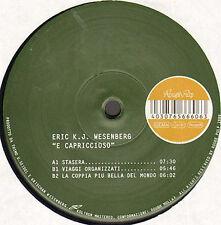 ERIC K.J.WESENBERG - E Capriccioso - Rouge Pulp