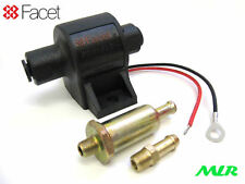 Facet électrique pompe à carburant ultra low 4PSI sans régulateur requises 4 classic cars eo