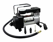DC12V Multi-Use Single Cylinder Portable Air Compressor Pump Tire Inflator