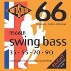 1 Set of Rotosound Swing Bass Strings. Various Gauges Available