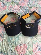 NEW ~ ROYAL CARIBBEAN CRUISES SUN VISOR HAT / CAP X 2