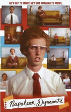 NAPOLEON DYNAMITE - MOVIE POSTER - 22x34 SHRINK WRAPPED - HEDER 3746