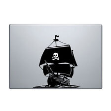 Pirate Decal for Macbook Pro Sticker Vinyl laptop mac funny air 11 13 15 skull