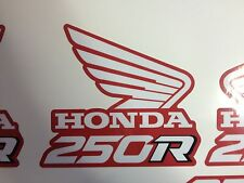 85/86 Honda ATC250R Custom 88 Red design 1986 Decals 250R ATC 1985 1987