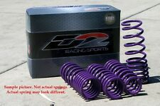 Chrysler 300C Magnum Charger Challenger D2Racing Lowering Springs Suspension