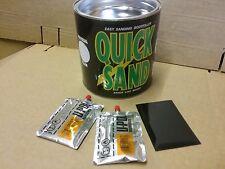 UPOL QuickSand  Universal Filler   2.1 litre   No4 kit  Easy Sanding Bodyfiller