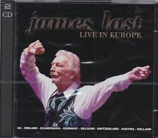 JAMES LAST - Live in Europe   *2-CD*    NEU&OVP/SEALED!