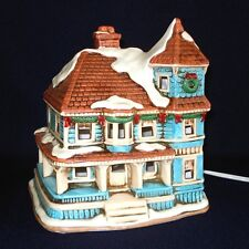 Lefton 1989 Christmas Colonial Village Ardmore House
