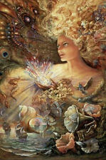 CRYSTAL OF ENCHANTMENT - JOSEPHINE WALL ART POSTER - 24x36 FANTASY 9521