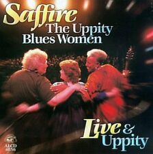 Live & Uppity - Saffire-Uppity Blues Women (1998, CD NIEUW)