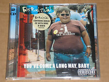 FATBOY SLIM - YOU'VE COME A LONG WAY, BABY - 2 x CD COME NUOVO (MINT)
