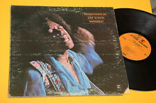 JIMI HENDRIX LP IN THE WEST ORIG USA 1972