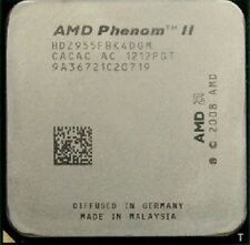 AMD CPU Phenom II X4-955 3.2GHZ Socket AM3 Black Edition