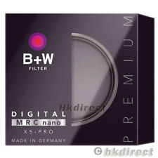 B+W 49mm XS-PRO Clear MRC NANO 007M Digital 49 mm Filter#1066103