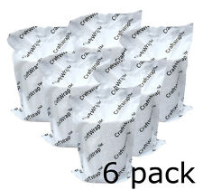 6pk - PLASTER BANDAGES Cast Roll / Cloth Casting Tape 4in x 5yd WHOLESALE PRICE