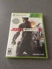 Just Cause 2 (Microsoft Xbox 360, 2010)   NEW