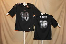 A.J. GREEN Cincinnati Bengals  NIKE DRENCHED sewn name JERSEY  Small  NWT  $135