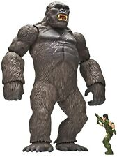 Terror King Kong Skull Island Model Action Super Figure Children Toy Play Set