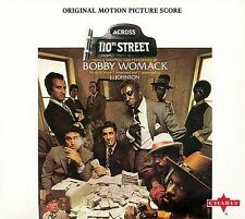 Bobby Womack - Across 110th Street - New Factory Sealed CD