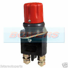 12V24V VOLT HEAVY DUTY PUSH BUTTON EMERGENCY STOP BATTERY ISOLATOR/KILL SWITCH