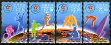 Hong Kong 906-909, MNH. Summer Olympics,Sydney.Cycling,Tennis,Judo,Swimming,2000