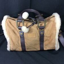 ~UGG~ ~UGGS~ Leather Satchel Shoulder bag/Purse EUC