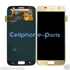 Samsung Galaxy S7 G930 G930F G930A G930V G930P G930T LCD Screen Digitizer Gold