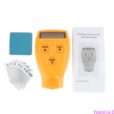GM200 Digital LCD Car Paint Film Thickness Coating Gauge Tester 0~1.8mm/0.01mm