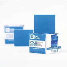 Duke Cannon COLD SHOWER Cooling Soap Cubes, Set of 2, 7 oz. Total