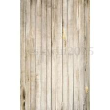 3x5ft Retro Solid Wood Wall Studio Backdrop Vinyl Photography Background Props