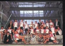 Team TELEKOM Cyclisme Cycling BJARNE RIIS Jan ULLRICH