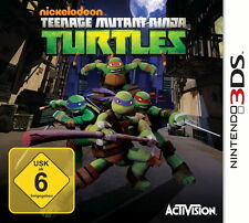 3DS Teenage Mutant Ninja Turtles Nintendo