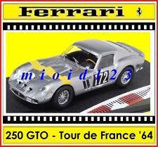 1/43 - Ferrari 250 GTO - 1° Tour de France 1964 - Bianchi Berger #172 Die-cast
