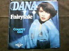 GTO  7 inch Single FAIRYTALE von DANA   (1976)
