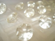 Edible Sugar Diamonds Medium 8mm Clear cake decoration wedding,100