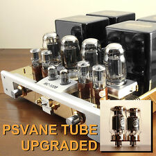 YAQIN MC-100B GB KT88 x4 Vacuum Tube Hi-end Integrated Power Amplifier 110v-240v