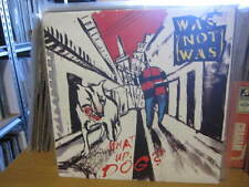 """WAS NOT WAS / WHAT UP DOG VINYL LP RECORD 12"""" w/INNER"""
