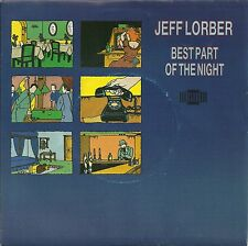 "Jeff Lorber - Best Part of the Night  UK 7"" (1985)"