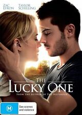 The Lucky One DVD NEW