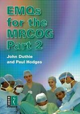 EMQs for the MRCOG Part 2: A Guide to the Extended Matching Questions for the...