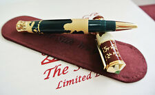 OMAS: Limited Edition Silk Way Rollerball Pen NEW! MSRP $2,700