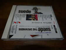 SUEDE - The drowners !!! ! RARE CD !!! ESCA 5683 !!! JAPON !!!