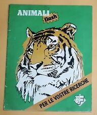 44442 Album figurine Ed. Flash - Animali (1980) - fig. 18/300
