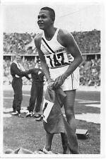 WWII GERMAN- Large 36 OLYMPIC Photo Image- Sports- Berlin- 400m- Archie Williams